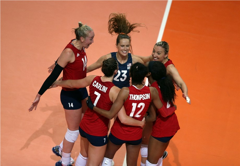 REIGNING CHAMPIONS USA BEGIN FINALS AGAINST POLAND