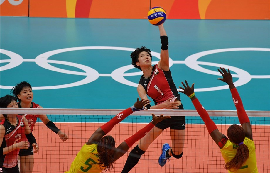 VOLLEYBALL READY FOR OLYMPIC HOMECOMING AT TOKYO 2020#1YEARTOGO
