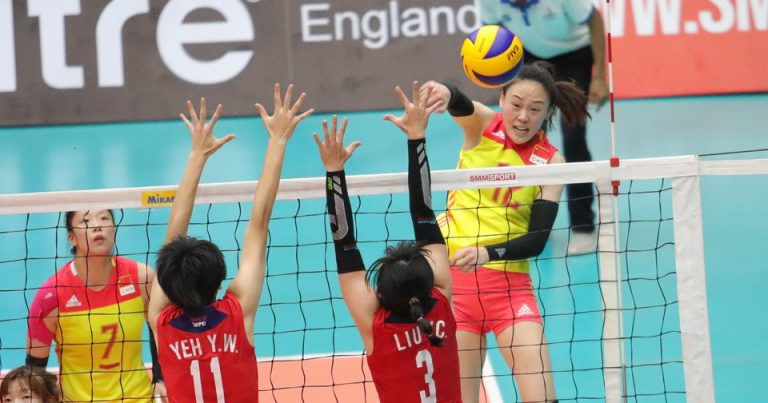 CHINA TASTE FIRST WIN AT ASIAN WOMEN'S U23 CHAMPIONSHIP AFTER 3-0 ROUT OF CHINESE TAIPEI