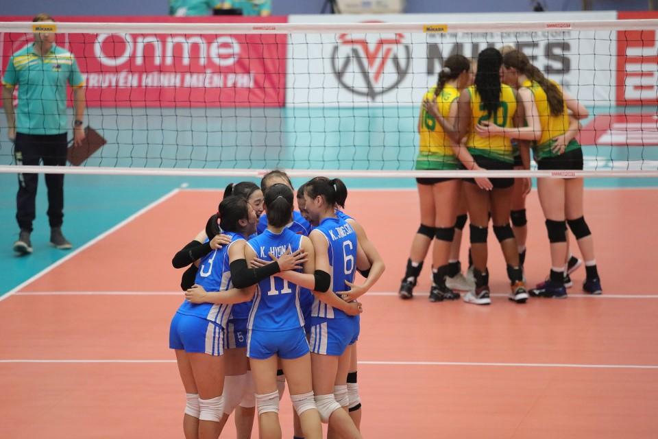 DPR KOREA ADVANCE TO TOP EIGHT AT ASIAN WOMEN'S U23 CHAMPIONSHIP AFTER 3-0 DEMOLITION OF AUSTRALIA