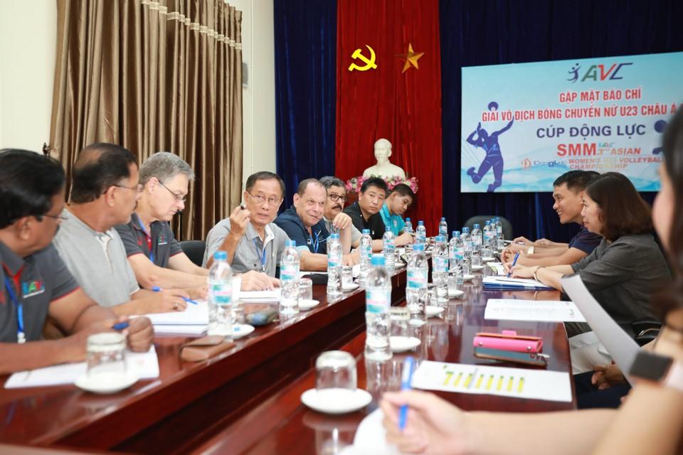 HANOI TO HOST 3RD ASIAN WOMEN'S U23 CHAMPIONSHIP JULY 13-21