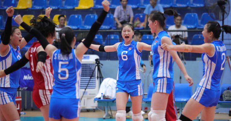 SON HYANG MI'S 32 LEADS FORMIDABLE DPR KOREA TO GRITTY 3-1 WIN AGAINST KAZAKHSTAN