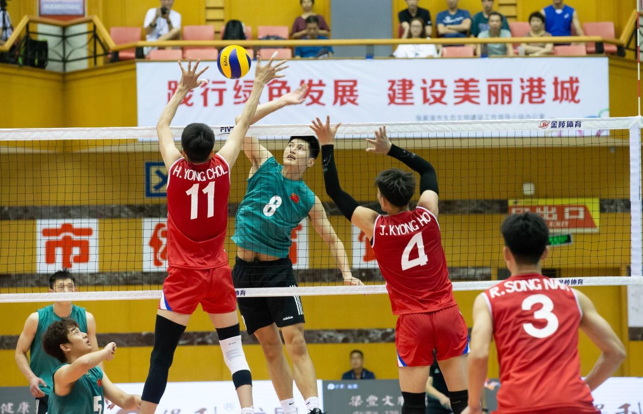 CHINESE TAIPEI AND CHINA CONTINUE UNBEATEN STREAK AT AVC EASTERN ZONE MEN'S CHAMPIONSHIP