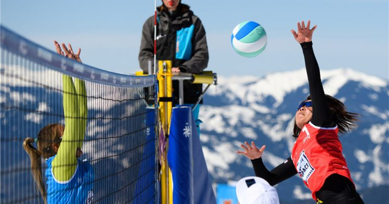 TEAMS FROM FIVE CONTINENTS SIGN UP FOR SNOW VOLLEYBALL WORLD TOUR EVENT IN ARGENTINA