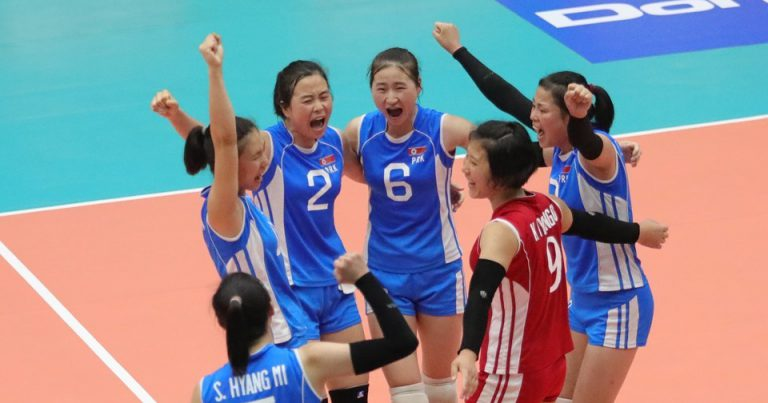 DPR KOREA FIRST TEAM TO REACH TOP EIGHT AT ASIAN WOMEN'S U23 CHAMPIONSHIP