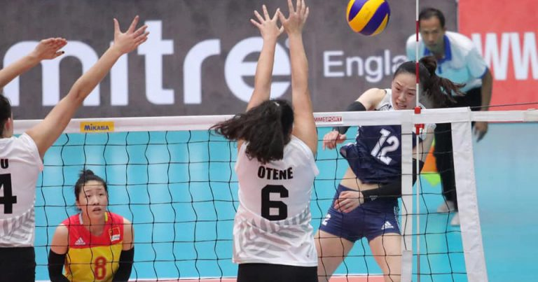 UNDEFEATED CHINA, DPR KOREA AND VIETNAM FLEX THEIR MUSCLES IN TOP EIGHT PLAYOFFS AT ASIAN WOMEN'S U23 CHAMPIONSHIP