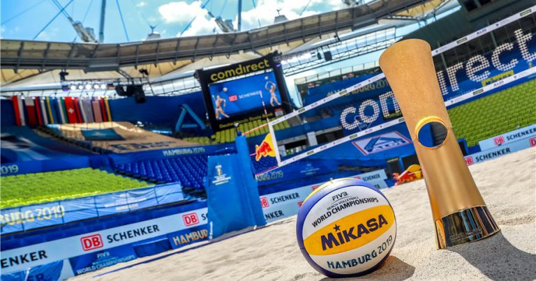 TWELVE NATIONS REMAIN IN BEACH VOLLEYBALL WORLD CHAMPIONSHIPS