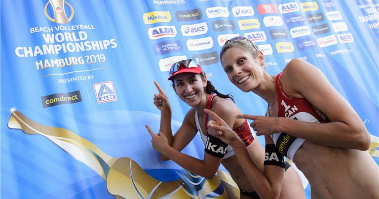 FIRST MEDAL DAY AT 2019 FIVB WORLD CHAMPIONSHIPS