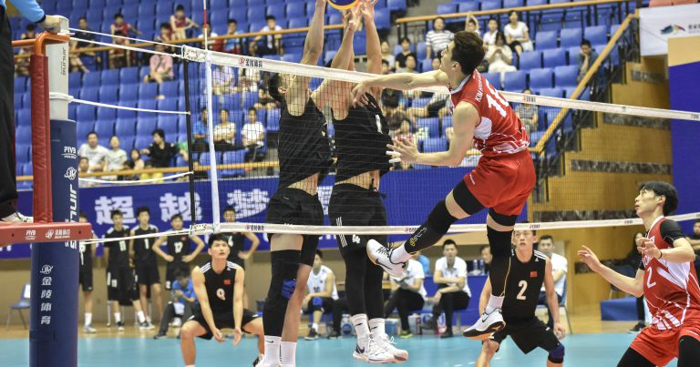 UNDEFEATED CHINA AND CHINESE TAIPEI SET FOR TITLE CLASH AT AVC EASTERN ZONE MEN'S CHAMPIONSHIP
