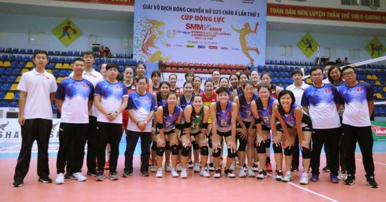 CHINA, DPR KOREA, THAILAND AND HOSTS VIETNAM THROUGH TO SEMI-FINALS OF ASIAN WOMEN'S U23 CHAMPIONSHIP