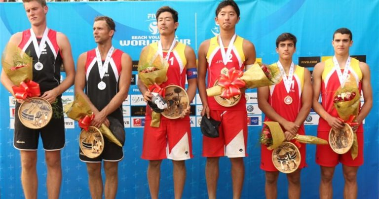SHOJI AND KURASAKA CLINCH MEN'S GOLD IN RUBAVA