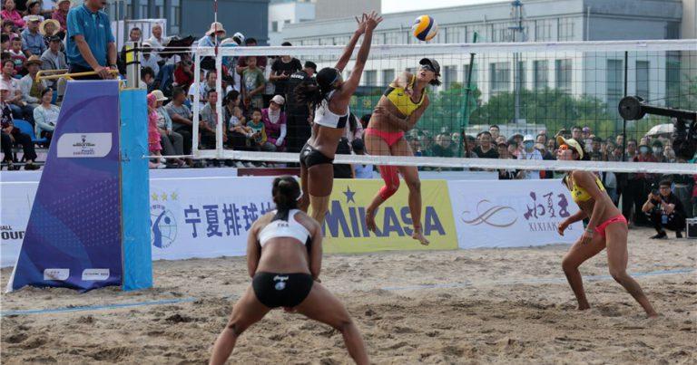 WEN AND WANG MAKE REPEAT WIN IN ZHONGWEI