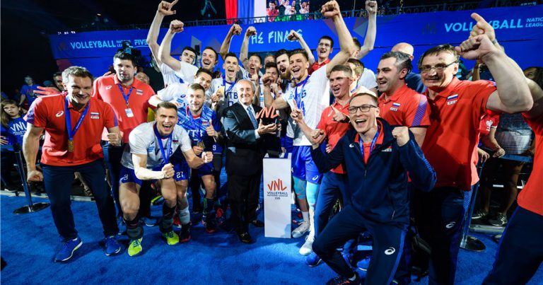 FIVB ANNOUNCES FINAL TWO HOST CITIES FOR VOLLEYBALL MEN'S WORLD CHAMPIONSHIP RUSSIA 2022