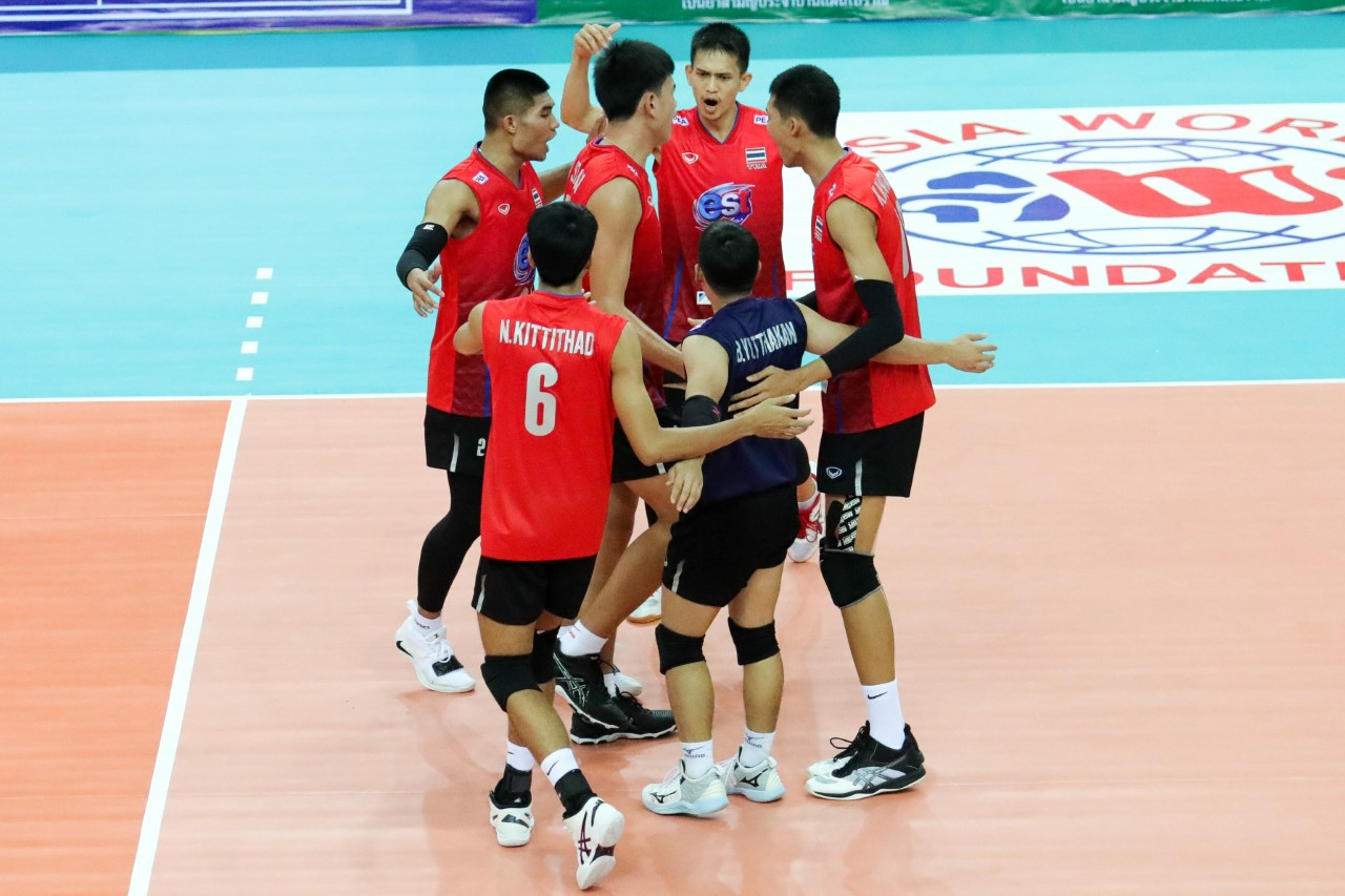 THAILAND SEAL FIRST-DAY WIN AFTER COMEBACK 3-1 AGAINST NEW ZEALAND