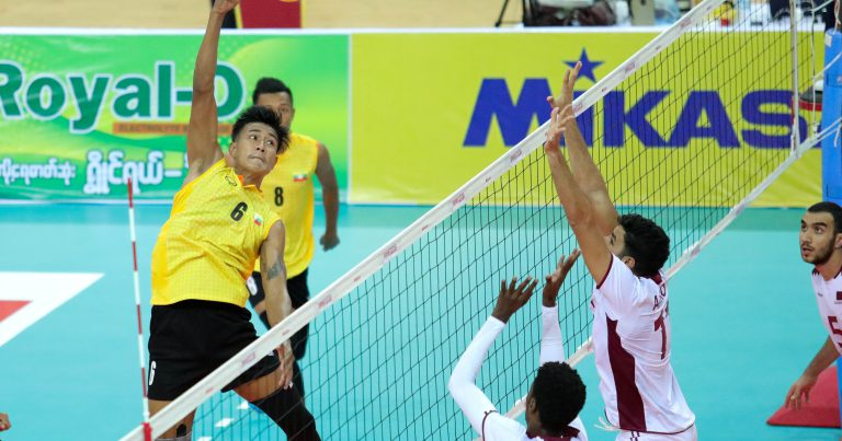 AUNG ZAW HTET POWERS MYANMAR TO COMEBACK 3-1 WIN AGAINST QATAR