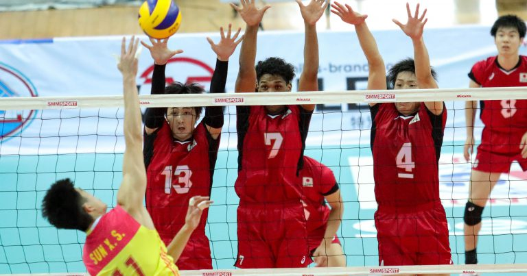 JAPAN ROUT CHINA 3-1 TO EXTEND UNBEATEN RUN AT ASIAN MEN'S U23 CHAMPIONSHIP IN MYANMAR