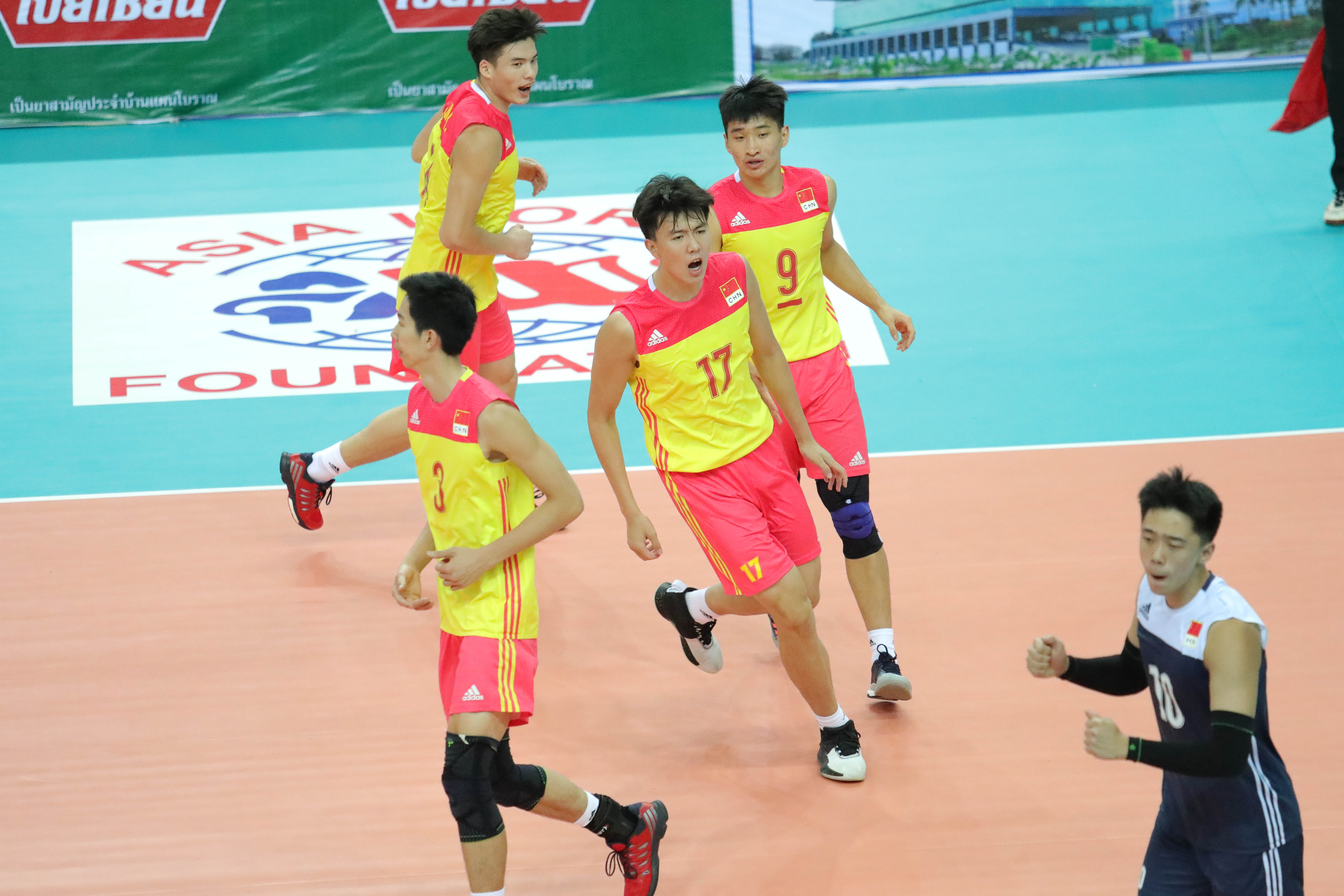 CHINA SURVIVE THAI SCARE TO KEEP HOPES AT ASIAN MEN'S U23 CHAMPIONSHIP ALIVE
