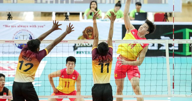 CHINA KEEP HOPES OF MAINTAINING THEIR 5TH PLACE ALIVE AFTER 3-1 WIN AGAINST SRI LANKA
