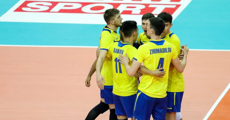 KAZAKHSTAN SURVIVE CHINA'S SCARE TO CLINCH 5TH PLACE AT ASIAN MEN'S U23 CHAMPIONSHIP