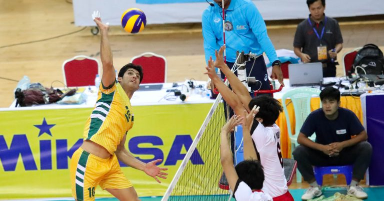 JAPAN CRUISE TO 3-0 VICTORY OVER PAKISTAN TO TAKE BRONZE AT ASIAN MEN'S U23 CHAMPIONSHIP