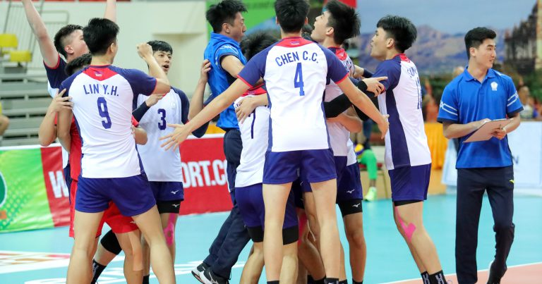 CHINESE TAIPEI ONE STEP CLOSER TO WINNING HISTORIC GOLD MEDAL AFTER TIE-BREAKER WIN AGAINST UNBEATEN JAPAN