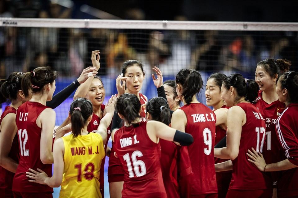 RIO GAMES CHAMPIONS CHINA OFF TO WINNING START