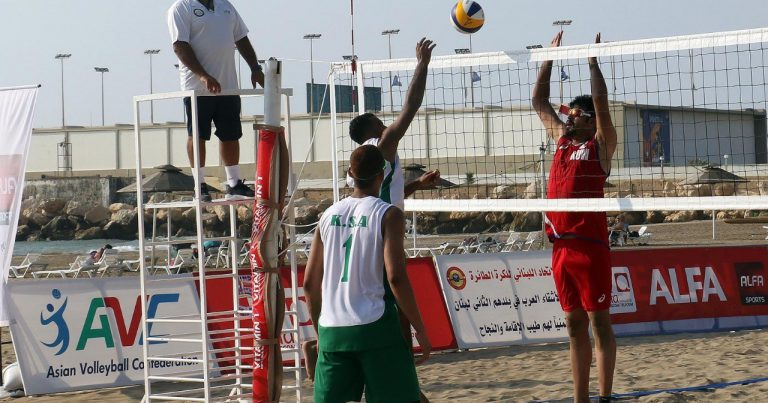 HOSTS LEBANON AND OMAN TO BATTLE IT OUT FOR FINAL PHASE BERTH