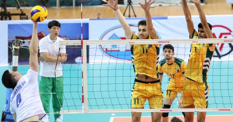 PAKISTAN THROUGH TO THE SEMI-FINALS AFTER 3-1 WIN AGAINST KAZAKHSTAN