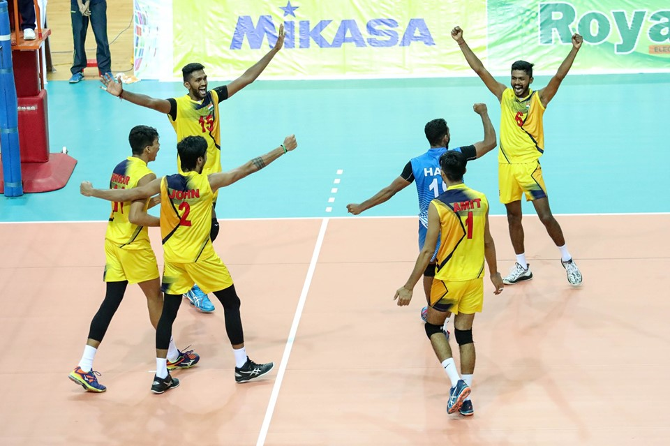 INDIA JOIN FAVOURITES FOR DAY 1 WINS AT ASIAN MEN'S U23 CHAMPIONSHIP IN MYANMAR