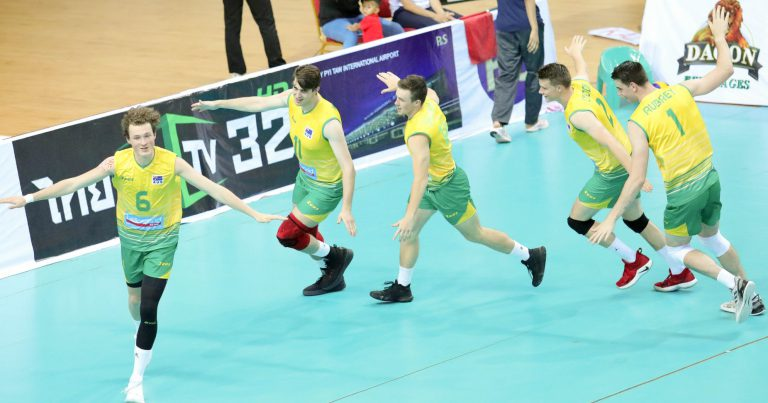 STRONG TEAMS FLEX THEIR MUSCLES ON DAY 2 OF ASIAN MEN'S U23 CHAMPIONSHIP IN MYANMAR