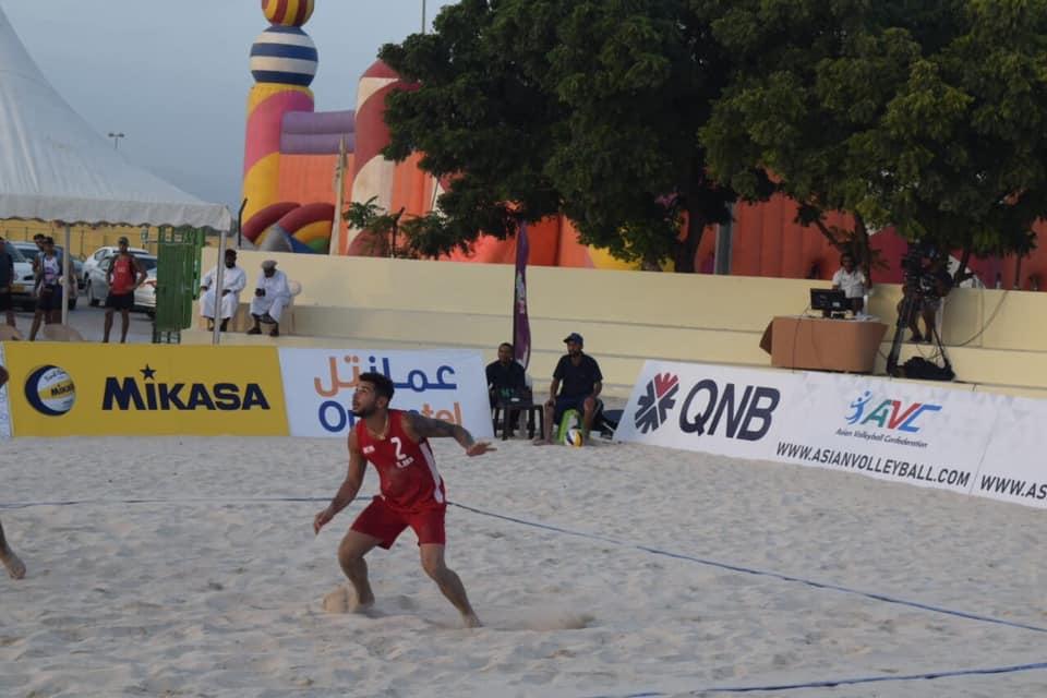 HOSTS OMAN CAPTURE ARAB MEN'S BEACH VOLLEYBALL ...
