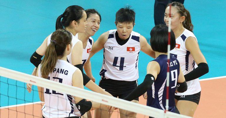 HONG KONG CHINA TASTE FIRST WIN AT ASIAN SR WOMEN'S CHAMPIONSHIP