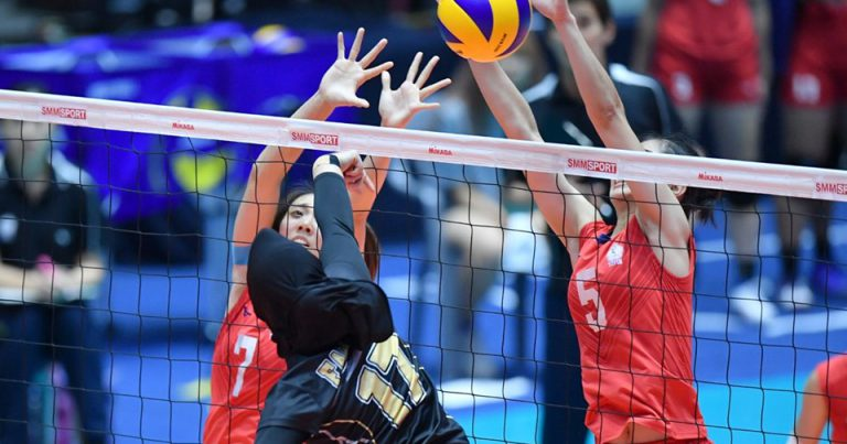 CHINESE TAIPEI STRUGGLE TO BEAT INDONESIA TO NEXT CONTEST 5TH-6TH PLAYOFF