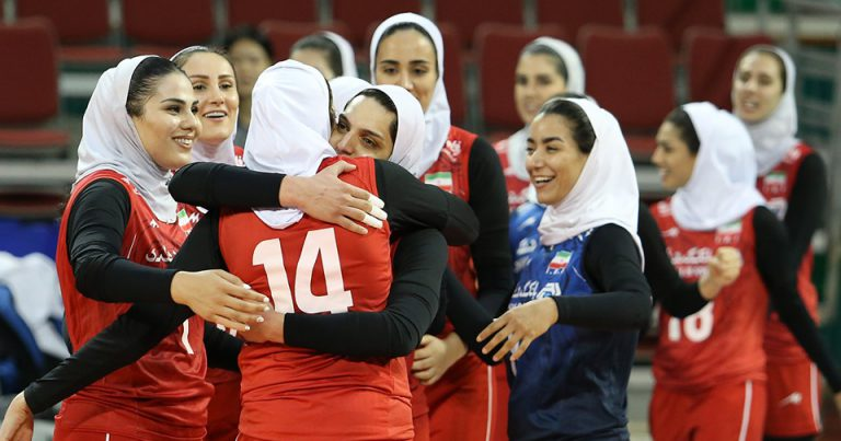 IRAN BEAT INDONESIA WITH TERRIFIC COMEBACK TO FINISH 7TH PLACE