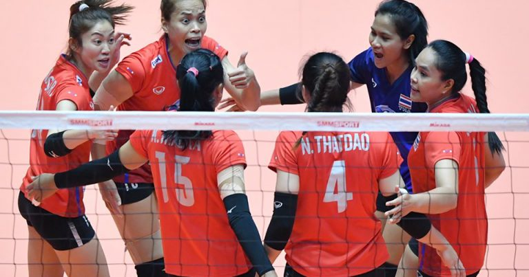 VETERANS STEER THAILAND TO CONVINCING 3-0 WIN AGAINST IRAN AND SEMI-FINALS