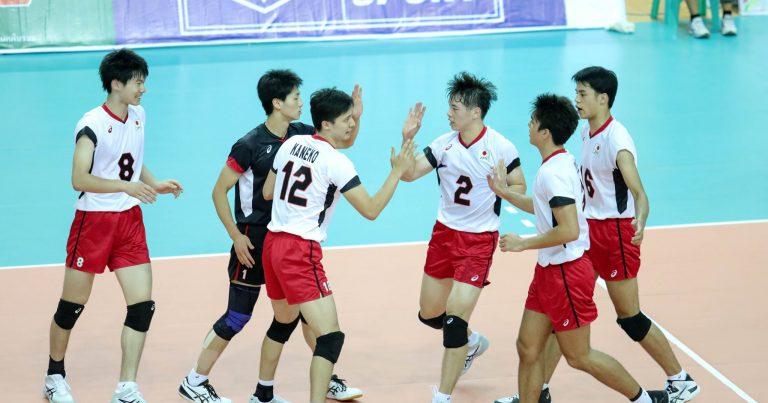 UNBEATEN JAPAN AND PAKISTAN TURN UP THE HEAT AT KNOCKOUT QUARTER-FINALS OF ASIAN MEN'S U23 CHAMPIONSHIP