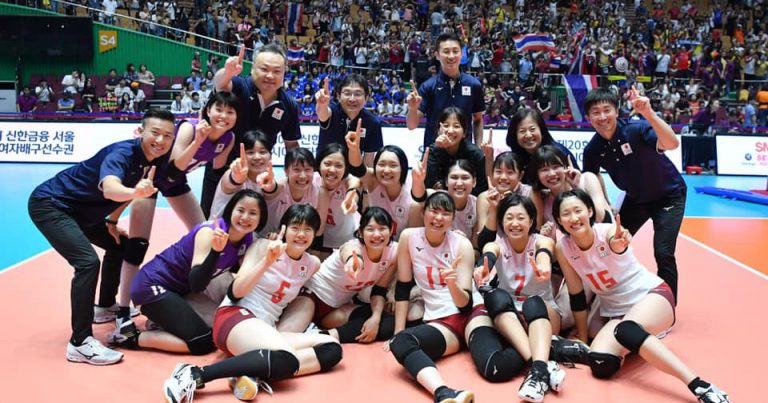 JAPAN STUN THAILAND IN FINAL SHOWDOWN TO RETAIN THEIR ASIAN TITLE