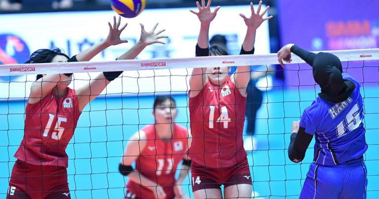 JAPAN BEAT INDONESIA 3-0 TO SET UP CLASH OF TITANS WITH CHINA