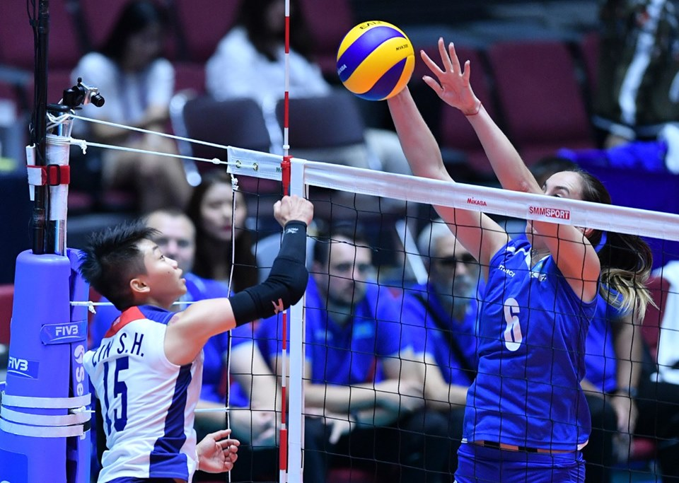 KAZAKHSTAN FINISH 5TH PLACE AFTER 3-1 WIN AGAINST CHINESE TAIPEI