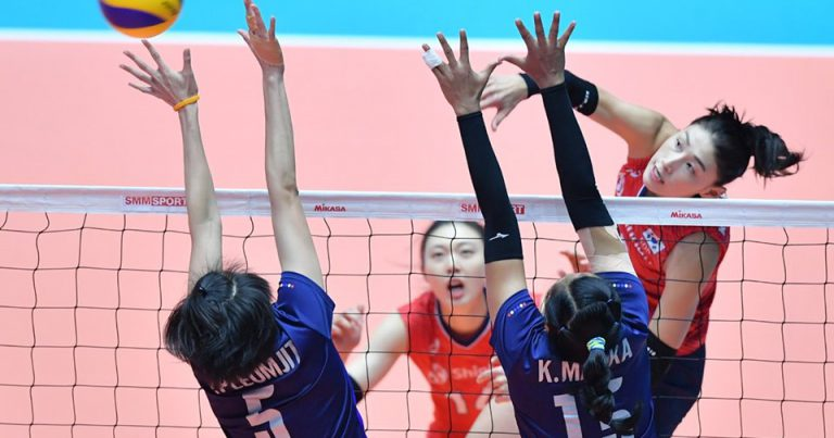 KOREA MAKE CLEAN SWEEP IN POOL E AFTER 3-1 WIN AGAINST THAILAND