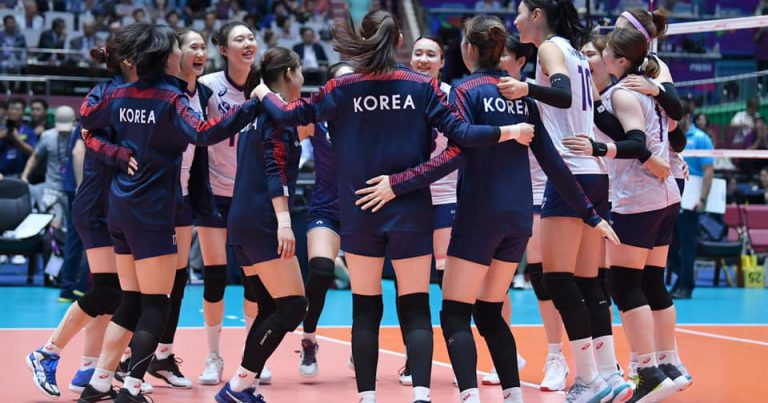 20TH ASIAN SR WOMEN'S VOLLEYBALL CHAMPIONSHIP GETS UNDER WAY IN SEOUL