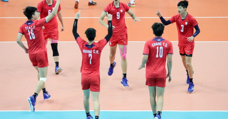 CHINESE TAIPEI POWER PAST INDIA 3-1 TO BE CROWNED ASIAN MEN'S U23 CHAMPIONS