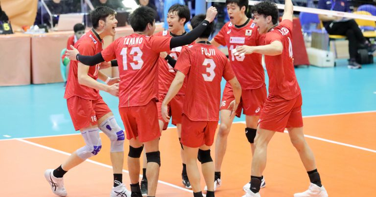 JAPAN BAG FIRST WIN AT ASIAN SR MEN'S CHAMPIONSHIP AFTER 3-0 ROUT OF HONG KONG CHINA