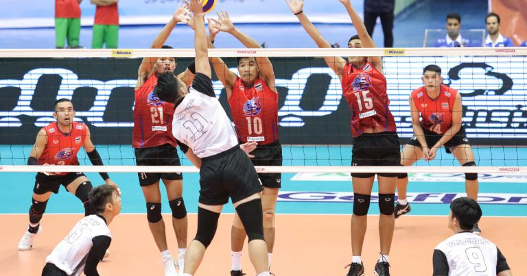THAILAND BEAT HONG KONG CHINA, BUT BOTH SIDES MISS OUT ON TOP 8 FINISH