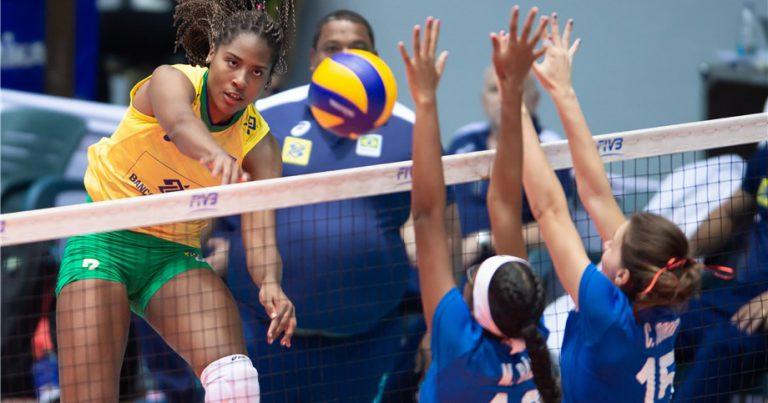 GIRLS' U18 WORLD CHAMPIONSHIP – RESULTS AND STANDINGS