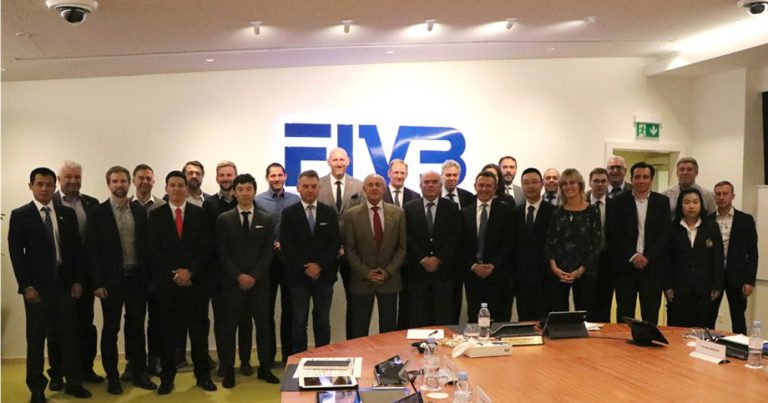 BEACH VOLLEYBALL SUCCESS DISCUSSED DURING FIVB WORLD TOUR COUNCIL MEETING