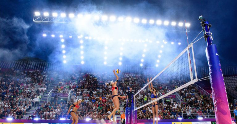 WORLD TOUR FINALS CONTINUES TO ATTRACT GLOBAL AUDIENCE AS FIVB FOCUSES ON SUSTAINABLE SPORT