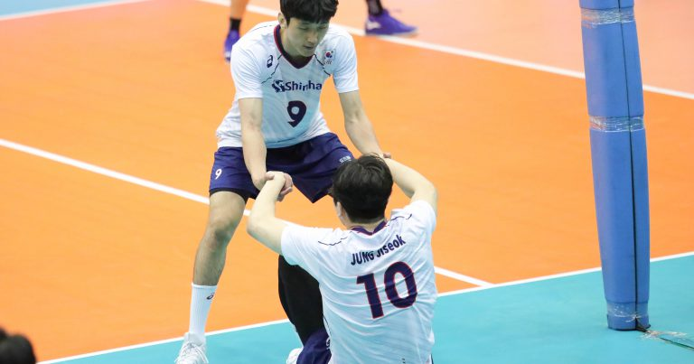 KOREA STRUGGLE TO BEAT CHINESE TAIPEI IN ACTION-PACKED ENCOUNTER