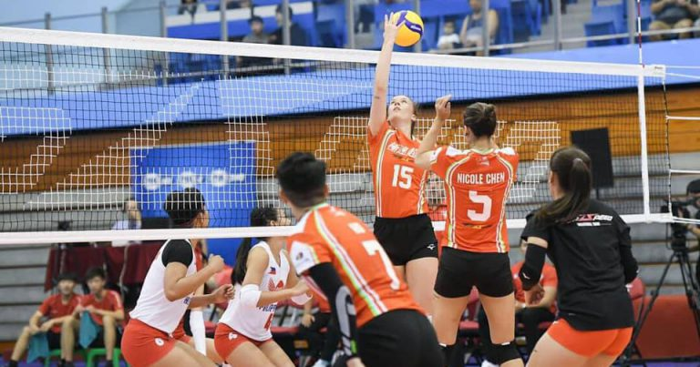 DENSO AIRYBEES ON TRACK FOR FIRST TITLE AT TAICHUNG BANK WOMEN'S INTERNATIONAL INVITATION