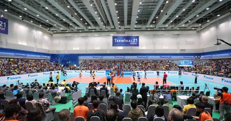 THAILAND DELIGHT HOME FANS WITH STRAIGHT-SET WIN AGAINST VIETNAM